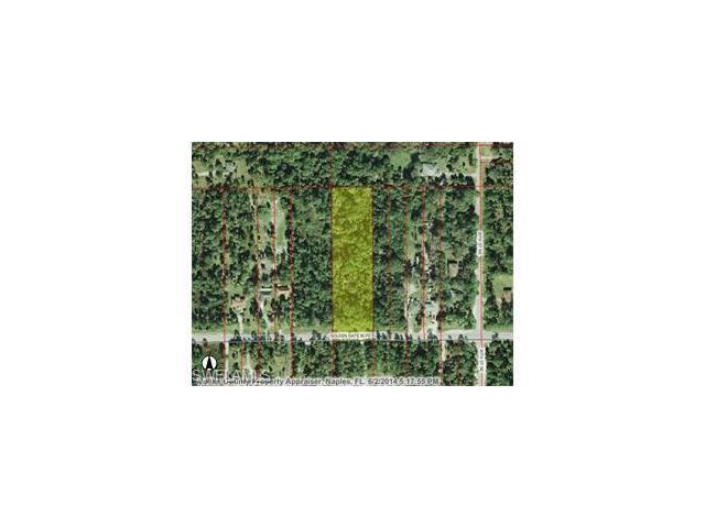 1911 Golden Gate Blvd E Blvd SE, Naples, FL 34120 (MLS #216057870) :: The New Home Spot, Inc.