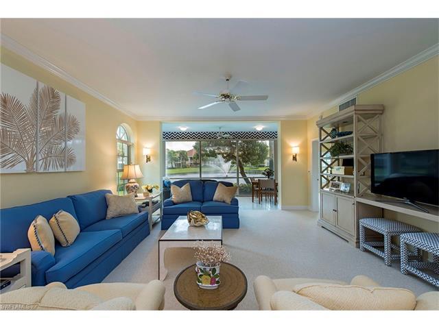 8421 Abbington Cir 4-411, Naples, FL 34108 (#216058021) :: Homes and Land Brokers, Inc