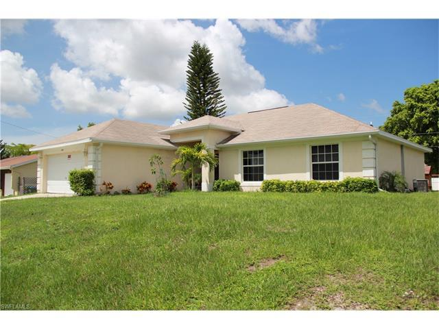 1404 SW 5th Pl, Cape Coral, FL 33991 (#216058269) :: Homes and Land Brokers, Inc