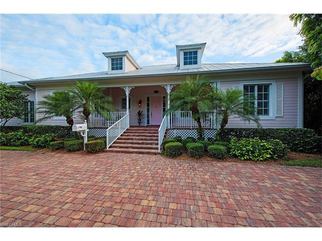 240 15th Ave S, Naples, FL 34102 (#216058282) :: Homes and Land Brokers, Inc
