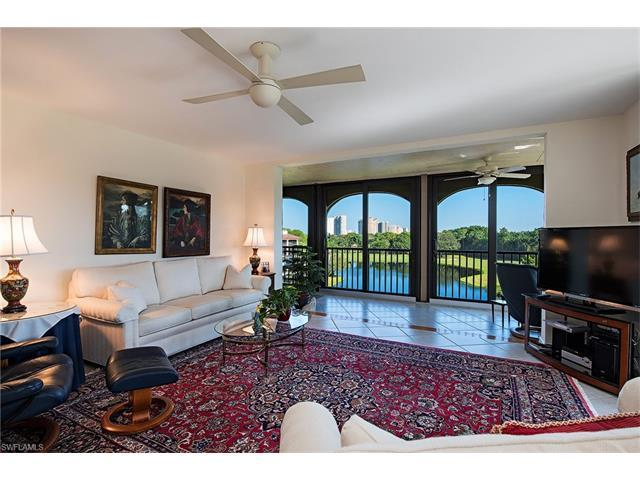 6020 Pelican Bay Blvd E-404, Naples, FL 34108 (#216058313) :: Homes and Land Brokers, Inc