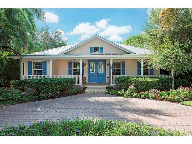 145 6th St N, Naples, FL 34102 (#216058410) :: Homes and Land Brokers, Inc
