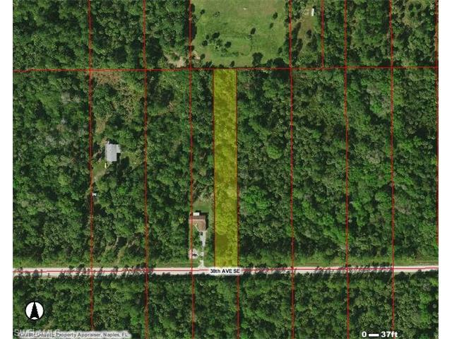 3371 38th Ave SE, Naples, FL 34117 (#216058531) :: Homes and Land Brokers, Inc