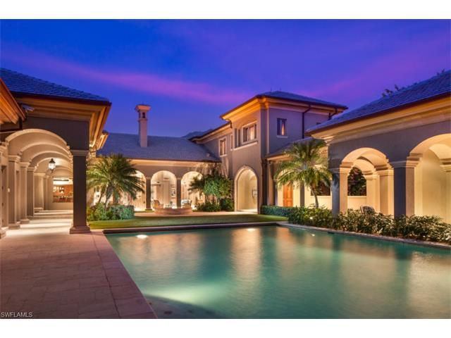 6955 Verde Way, Naples, FL 34108 (#216058558) :: Homes and Land Brokers, Inc