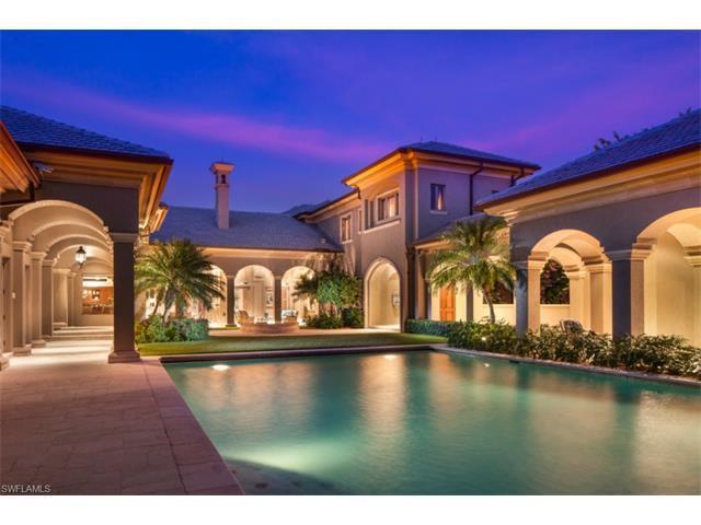 6955 Verde Way, Naples, FL 34108 (MLS #216058558) :: The New Home Spot, Inc.