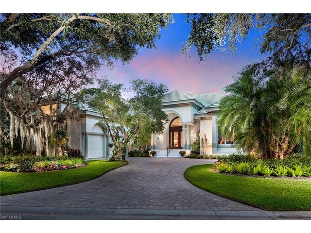 927 Barcarmil Way, Naples, FL 34110 (#216058806) :: Homes and Land Brokers, Inc