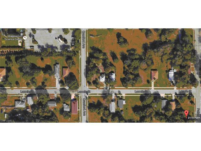 2116 Palm Ave, Fort Myers, FL 33916 (MLS #216058834) :: The New Home Spot, Inc.