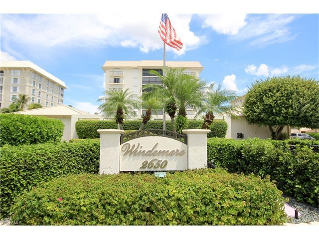 2650 Gulf Shore Blvd N #404, Naples, FL 34103 (MLS #216058894) :: The New Home Spot, Inc.