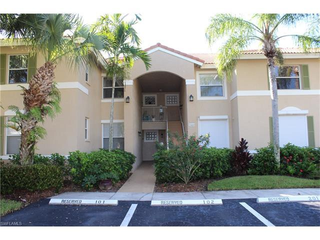 2440 Millcreek Ln #201, Naples, FL 34119 (#216059062) :: Homes and Land Brokers, Inc