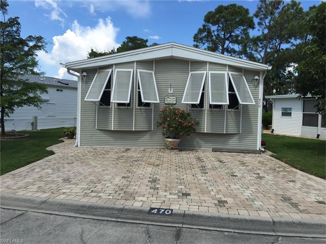 470 Vanda Sanctuary #470, Naples, FL 34114 (MLS #216059549) :: The New Home Spot, Inc.