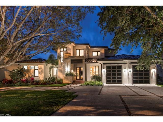 5181 Sand Dollar Ln, Naples, FL 34103 (MLS #216059775) :: The New Home Spot, Inc.