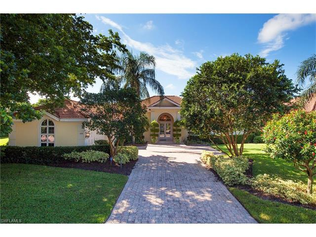 688 Annemore Ln, Naples, FL 34108 (MLS #216060221) :: The New Home Spot, Inc.