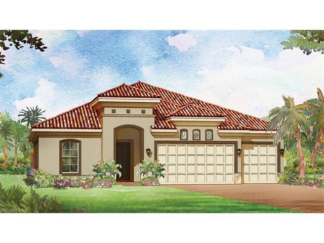 3075 Mandalay Pl, Naples, FL 34105 (MLS #216061015) :: The New Home Spot, Inc.
