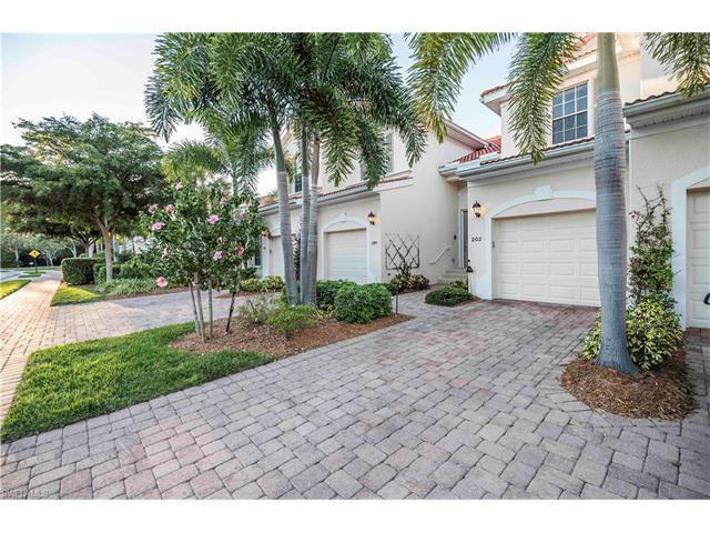 12866 Carrington Cir #202, Naples, FL 34105 (MLS #216061211) :: The New Home Spot, Inc.