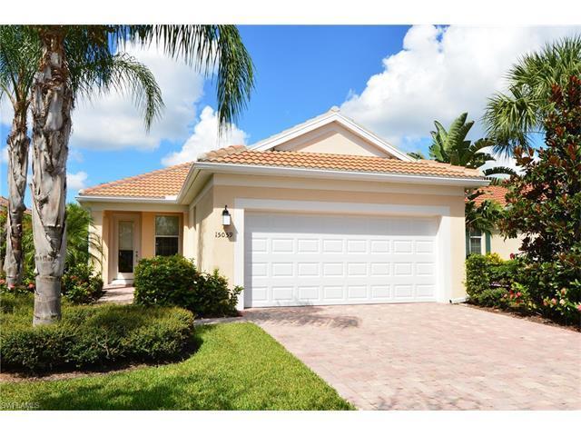 15059 Estuary Cir, Bonita Springs, FL 34135 (MLS #216061381) :: The New Home Spot, Inc.