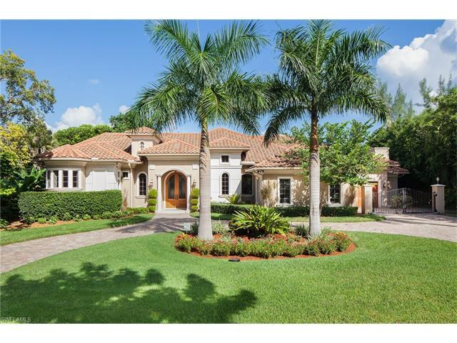 691 Rudder Rd, Naples, FL 34102 (#216061819) :: Homes and Land Brokers, Inc