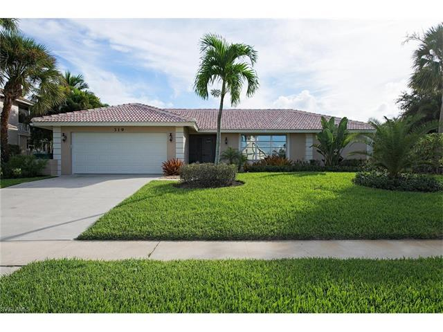 319 N Barfield Dr, Marco Island, FL 34145 (MLS #216061849) :: The New Home Spot, Inc.