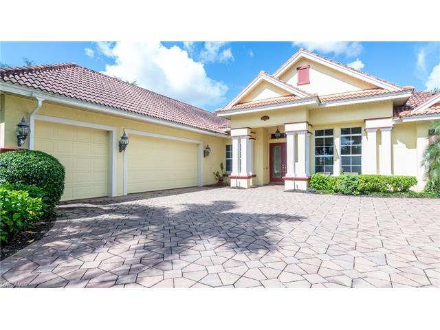 20016 Oak Fairways Ct, Estero, FL 33928 (MLS #216061943) :: The New Home Spot, Inc.
