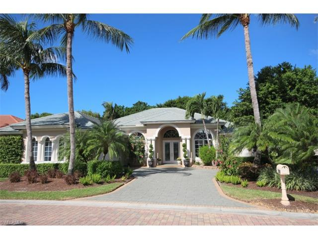 2505 Augusta Dr, Naples, FL 34109 (#216062089) :: Homes and Land Brokers, Inc