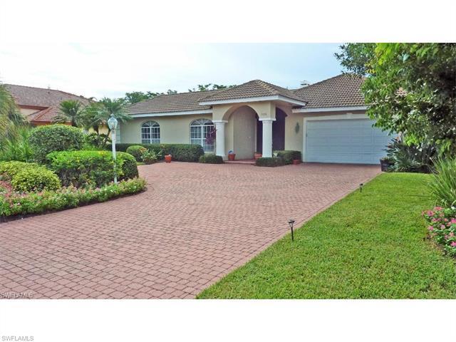 2036 Laguna Way, Naples, FL 34109 (#216062315) :: Homes and Land Brokers, Inc