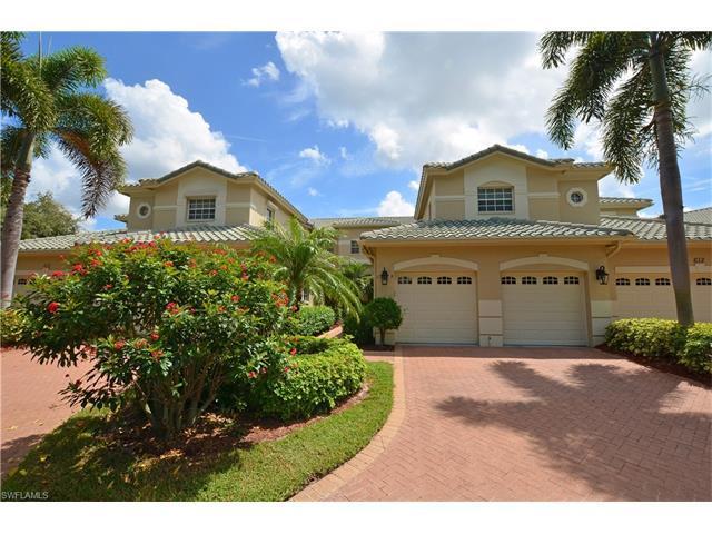 612 Vintage Reserve Ln NE 25-B, Naples, FL 34119 (MLS #216062458) :: The New Home Spot, Inc.