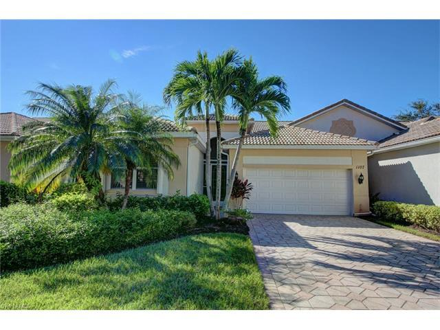 1107 Dorchester Ct, Naples, FL 34104 (MLS #216063003) :: The New Home Spot, Inc.