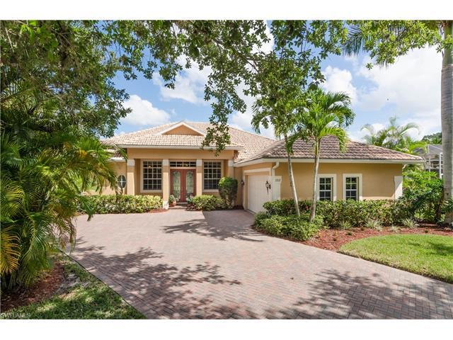 3917 Fabienne Ct, Naples, FL 34109 (#216063183) :: Homes and Land Brokers, Inc