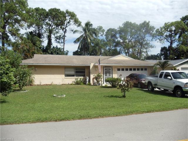 4587 Flamingo Dr, Naples, FL 34104 (#216063850) :: Homes and Land Brokers, Inc