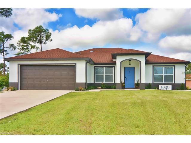 1829 Ridgemoor St, Lehigh Acres, FL 33972 (#216064227) :: Homes and Land Brokers, Inc