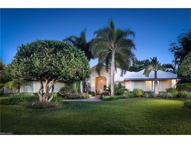 686 Lismore Ln, Naples, FL 34108 (MLS #216065116) :: The New Home Spot, Inc.