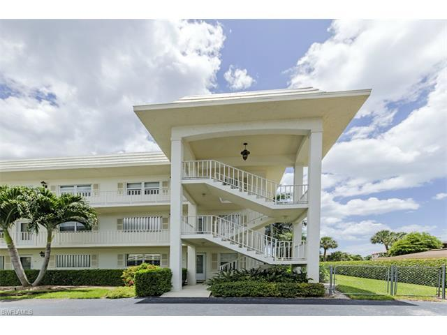 3055 Riviera Dr #108, Naples, FL 34103 (#216065295) :: Homes and Land Brokers, Inc