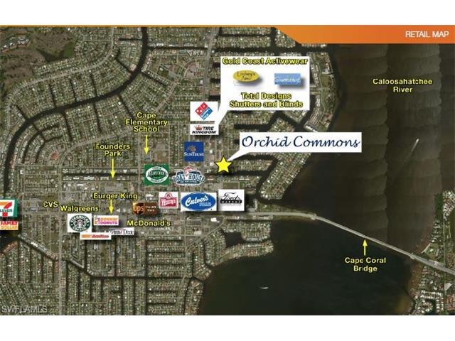 1625 SE 46th St 5A + 5B, Cape Coral, FL 33904 (MLS #217003537) :: The New Home Spot, Inc.
