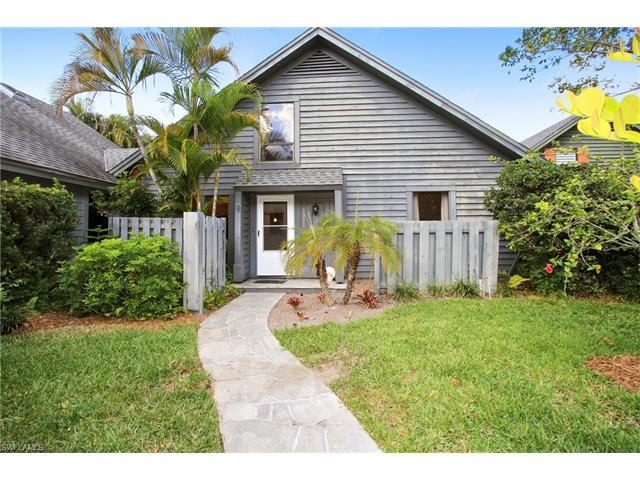 1311 Solana Rd A-2, Naples, FL 34103 (#217009321) :: Homes and Land Brokers, Inc