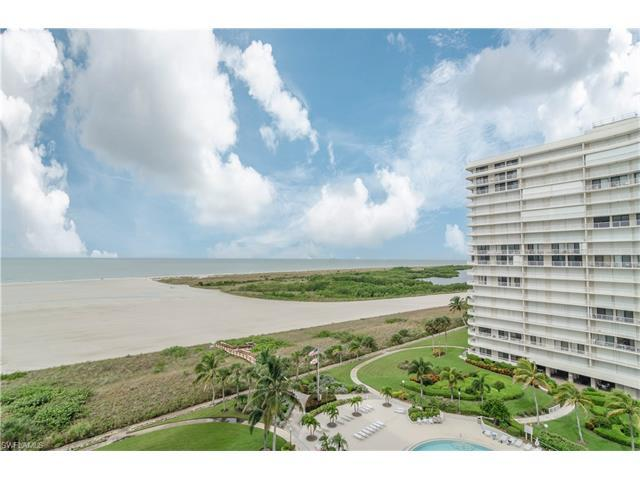 260 Seaview Ct #1002, Marco Island, FL 34145 (#217011800) :: Homes and Land Brokers, Inc