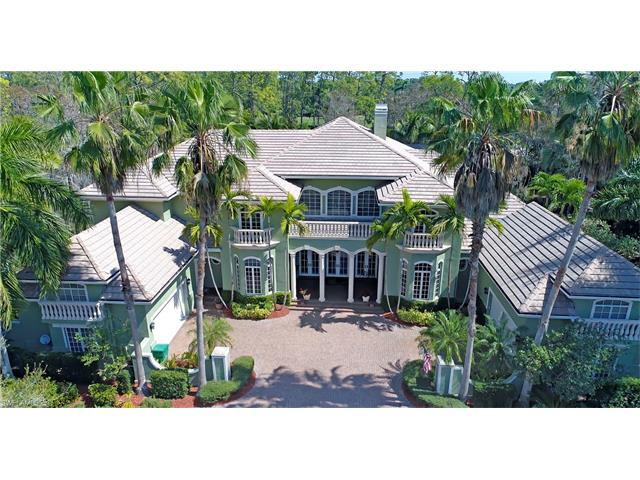12824 Coco Plum Ln, Naples, FL 34119 (#217015619) :: Homes and Land Brokers, Inc