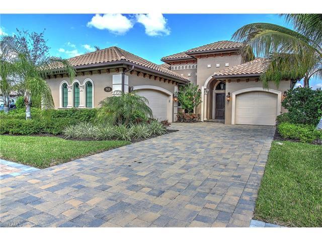 7418 Lantana Cir, Naples, FL 34119 (MLS #217017929) :: The New Home Spot, Inc.