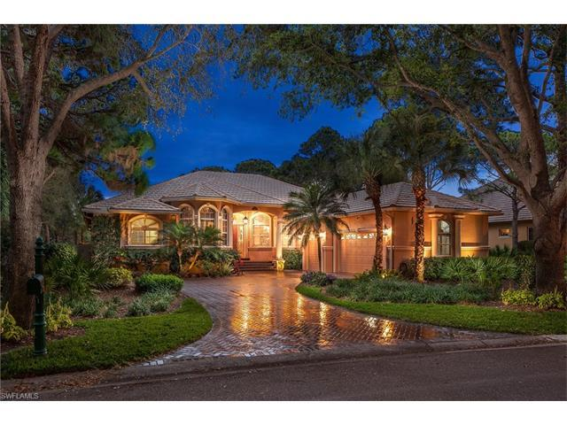 975 Barcarmil Way, Naples, FL 34110 (MLS #217019058) :: The New Home Spot, Inc.