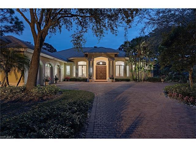850 Barcarmil Way, Naples, FL 34110 (#217019889) :: Naples Luxury Real Estate Group, LLC.