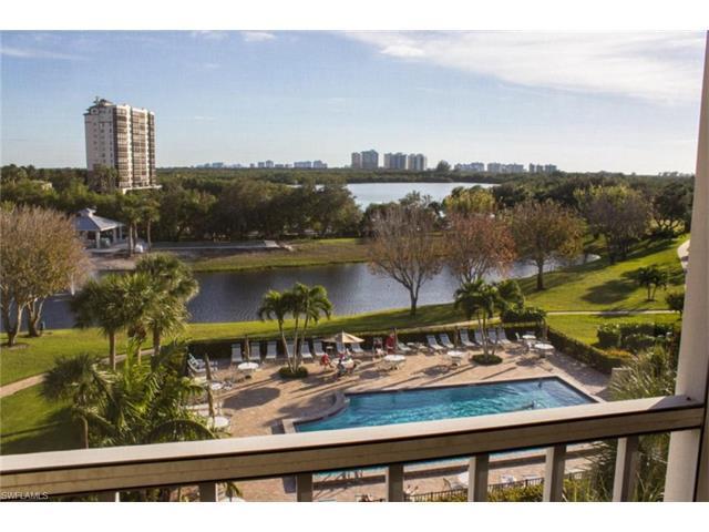 360 Horse Creek Dr S #502, Naples, FL 34110 (MLS #217019898) :: The New Home Spot, Inc.