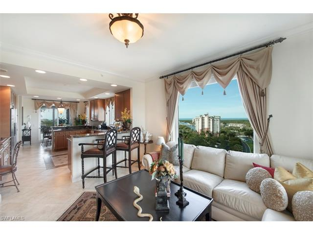 455 Cove Tower Dr #1504, Naples, FL 34110 (MLS #217019906) :: The New Home Spot, Inc.