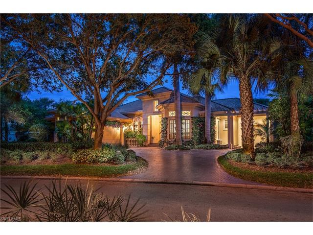 963 Barcarmil Way, Naples, FL 34110 (MLS #217020104) :: The New Home Spot, Inc.