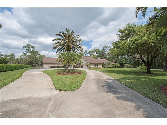 6781 Bottlebrush Ln, Naples, FL 34109 (MLS #217020390) :: The New Home Spot, Inc.