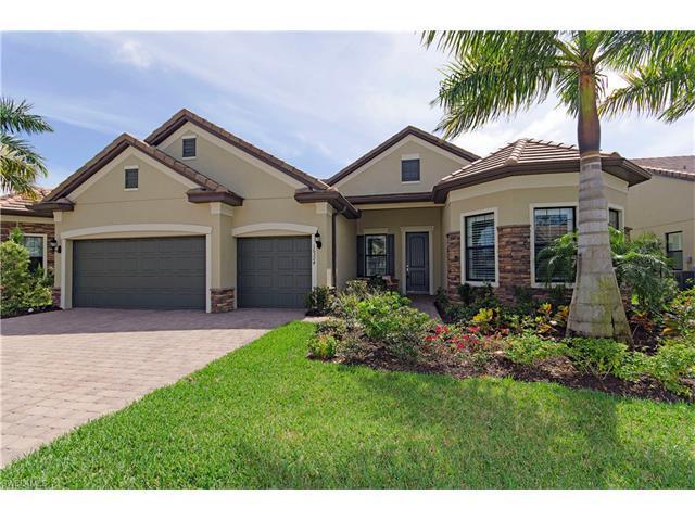 16324 Camden Lakes Cir, Naples, FL 34110 (MLS #217020425) :: The New Home Spot, Inc.