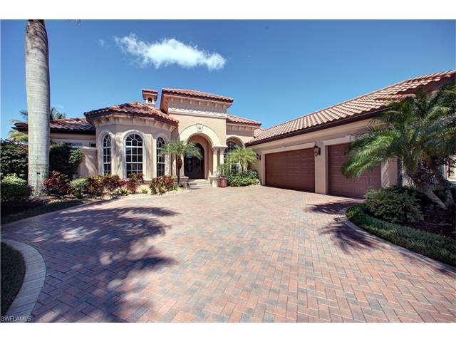 11931 Hedgestone Ct, Naples, FL 34120 (#217020691) :: Naples Luxury Real Estate Group, LLC.