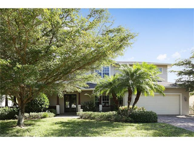 2847 Coach House Way, Naples, FL 34105 (#217022241) :: Homes and Land Brokers, Inc
