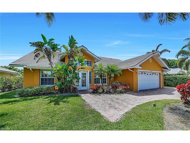 1522 Northgate Dr, Naples, FL 34105 (#217022616) :: Homes and Land Brokers, Inc