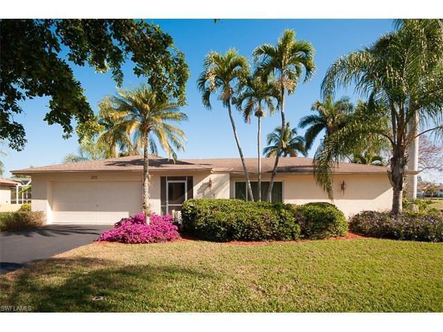 223 Pine Valley Cir, Naples, FL 34113 (MLS #217022948) :: The New Home Spot, Inc.