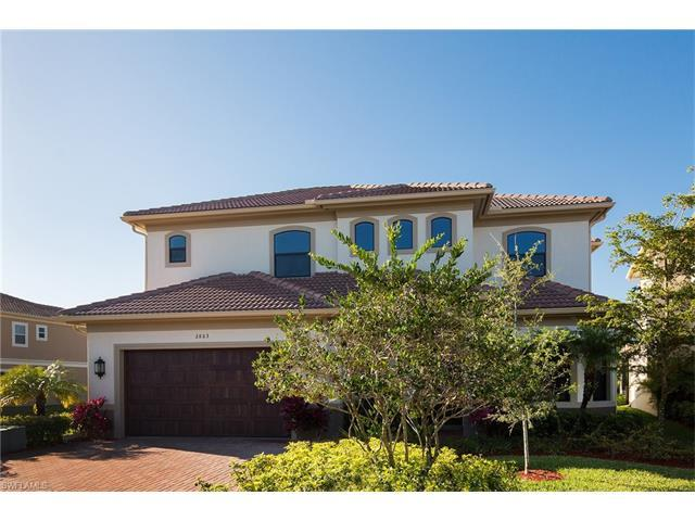 2863 Coco Lakes Dr, Naples, FL 34105 (MLS #217023484) :: The New Home Spot, Inc.