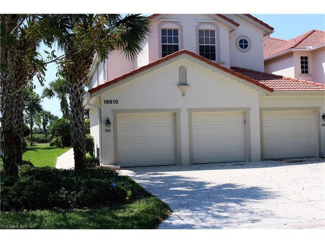 16610 Crownsbury Way #202, Fort Myers, FL 33908 (MLS #217024560) :: The New Home Spot, Inc.