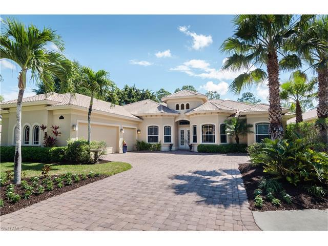 14830 Tybee Island Dr, Naples, FL 34119 (#217025821) :: Homes and Land Brokers, Inc